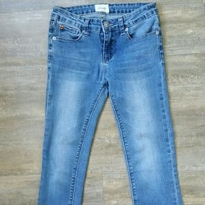 HUDSON Rolled Cuff Jeans Girls Size 12
